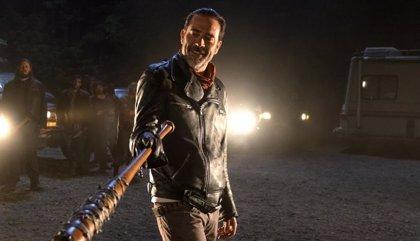 Así era el final original de The Walking Dead en el que Maggie mataba a Negan
