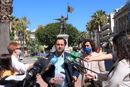 """El PP de Huelva exige una solución para los """"retrasos"""" en la concesión de licencias de actividad en la ciudad"""