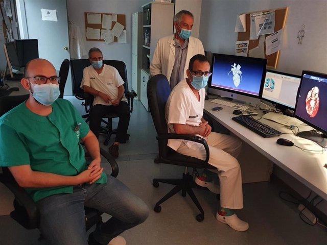 Especialistas crean réplicas de órganos