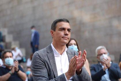 Sánchez despachará el lunes con el Comité del coronavirus antes de viajar a La Haya