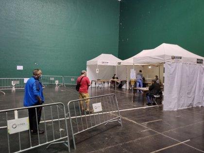 La participación final en Ordizia (Guipúzcoa) alcanza el 55,95% del censo, tras votar 3.914 vecinos