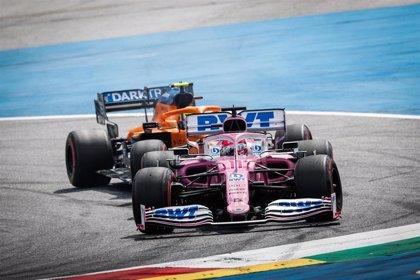 La FIA acepta la protesta de Renault por el Racing Point y su Mercedes rosa