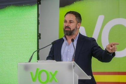 """Abascal destaca la entrada de Vox al Parlamento vasco y dice que planteará una oposición al """"autonomismo radical"""""""