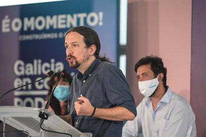 12J.- Debacle de Podemos: de ser segunda fuerza a quedarse fuera en Galicia, y se hunde a seis escaños en Euskadi