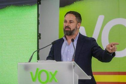 """Abascal acusa a Feijóo de """"jugar sucio"""" y achaca el resultado de Vox en Galicia al """"umbral injusto del 5%"""""""