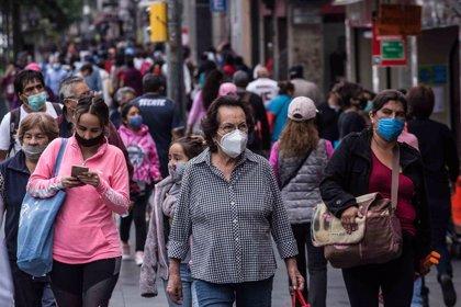 Coronavirus.- México supera a Italia en número de fallecidos por coronavirus al alcanzar las 35.000 muertes
