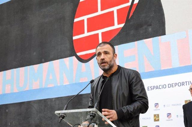 El concejal de Más Madrid Nacho Murgui