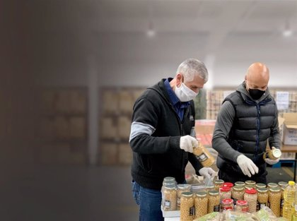 """La Fundación """"la Caixa"""" recauda 11.952 euros para los familias vulnerables de Teruel"""