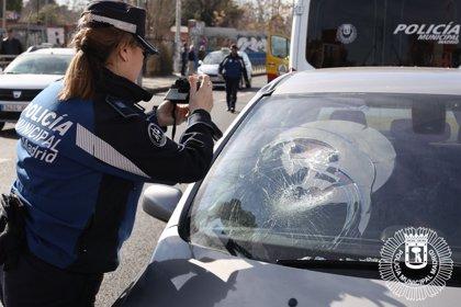 Policía Municipal inicia una campaña especial para prevenir atropellos, que afecta especialmente a mayores de 60 años