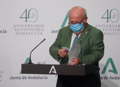 Andalucía defiende el uso obligatorio de mascarillas para prevenir y concienciar y anuncia sanciones