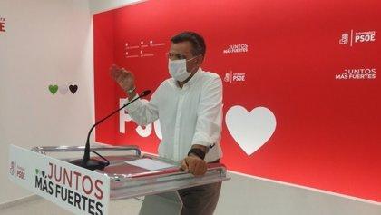 """El PSOE extremeño ve con preocupación el """"ascenso de los partidos nacionalistas"""" en Galicia y País Vasco"""