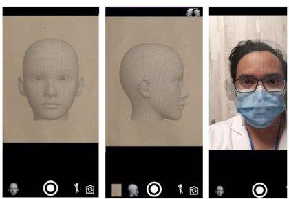 Investigadores de la UPV trabajan en una app móvil para detectar el uso correcto de la mascarilla