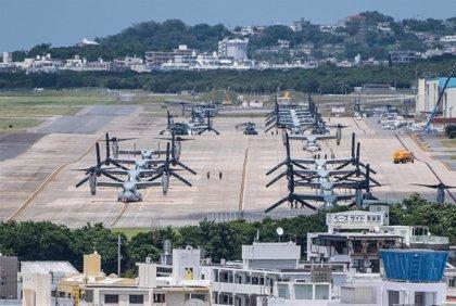 Japón pone en cuarentena dos bases militares de EEUU en Okinawa tras detectar decenas de casos de coronavirus