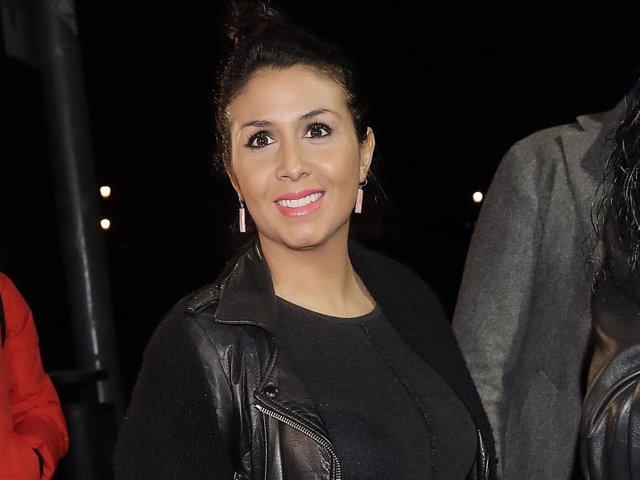 Sara Verdasco, mamá radiante, en una reciente imagen de archivo