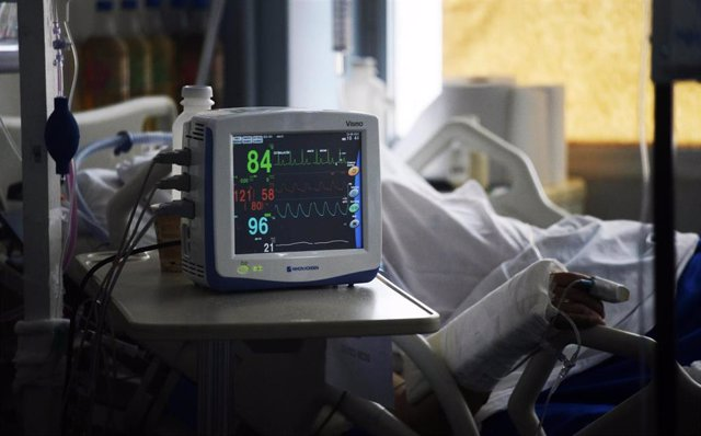 Paciente de coronavirus hospitalizado en Valparaíso, Chile