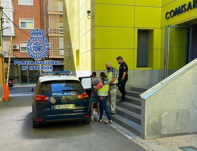 Nota Prensa: La Policía Nacional Ha Detenido En Cartagena A Un Hombre Que Abusó Sexualmente De Una Niña De 13 Años