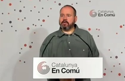 """Mena (comuns) pide al Govern buscar la vía jurídica """"más viable"""" ante el brote de Lleida"""