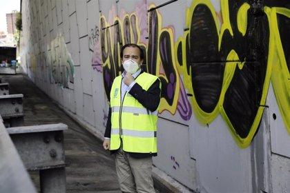 """Más Madrid pide más personal porque la ciudad está """"muy sucia"""" y Carabante recuerda el refuerzo de 800 trabajadores"""