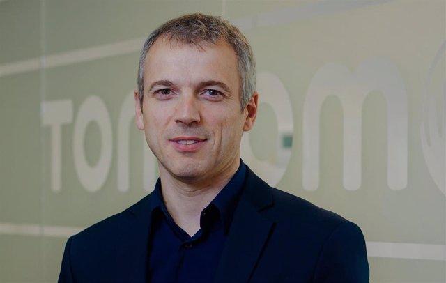 Vincent Martinier, Communications Manager de TomTom