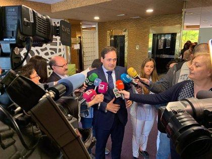Núñez reitera a Page su intención de reunirse con él para buscar acuerdos en materia presupuestaria para la recuperación