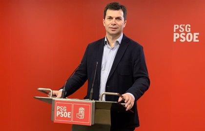 """Caballero aboga por """"abrir las puertas"""" del PSdeG al """"electorado moderado"""" y convoca su Ejecutiva para el jueves"""