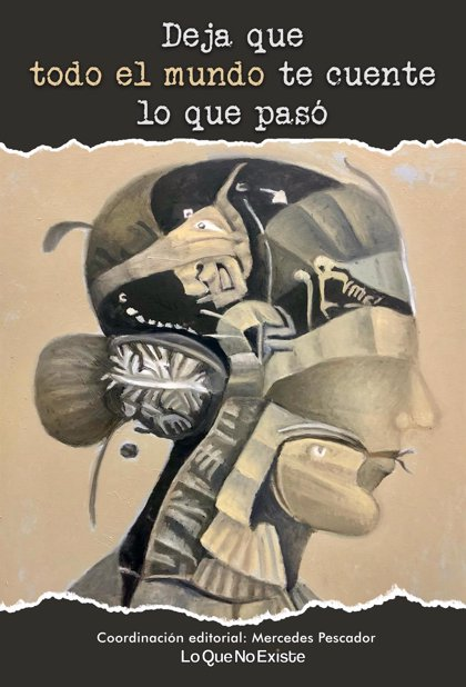 La escritora canaria Lidia Monzón participa en un libro escrito por más de 200 autores