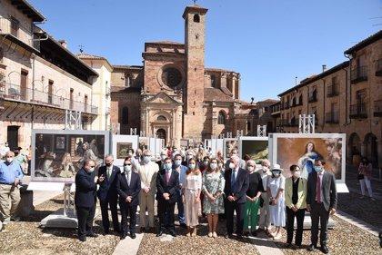El Prado se acerca a Sigüenza con una muestra fotográfica