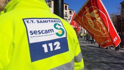 CCOO amenaza con protestas por incumplimientos salariales de contratas de ambulancias que deben 1,7 millones a empleados