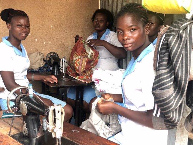 """Proyectos de """"CuMeEs for Africa"""" en Benin"""