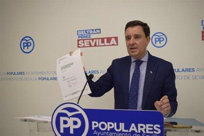 """El PP critica la """"falta de presupuesto"""" del pacto del turismo de Sevilla y exige que no sea """"un brindis al sol"""""""