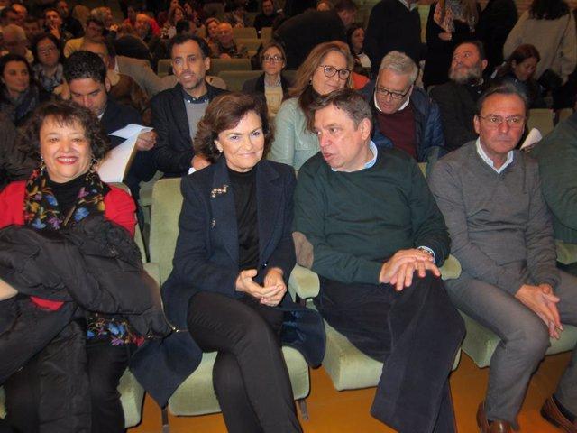 """12J.- Planas ve """"un éxito"""" para el PSOE haber mantenido o mejorado """"ligeramente"""""""