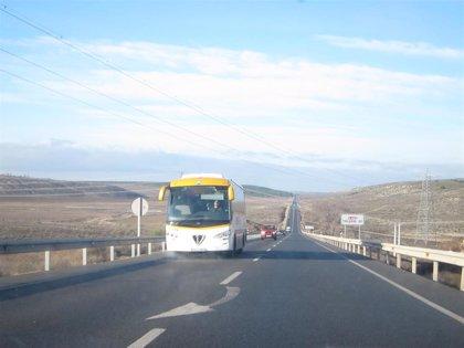 Un fallecido y 33 heridos en los 13 accidentes registrados en Castilla-La Mancha el fin de semana