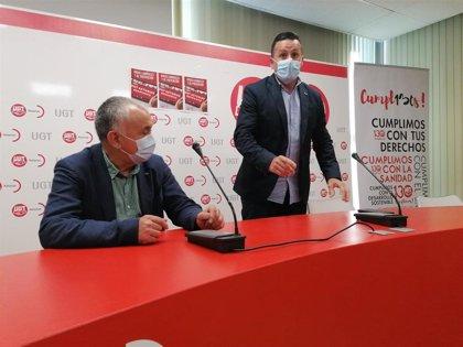 """UGT reclama a Barbón que se declare el """"estado de alarma de la industria asturiana"""""""