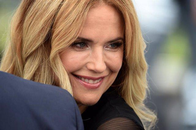 Kelly Preston presenta Gotti en la 71ª edición del Festival de Cannes