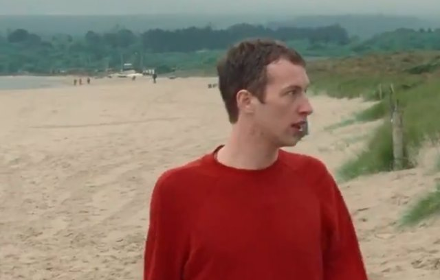 Chris Martin en 'Yellow'