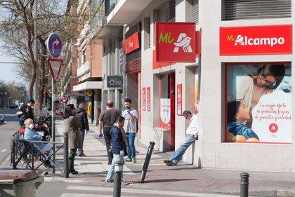 Alcampo cerró 2019 con ventas de 4.652 millones y reduce un 63,8% su inversión en España