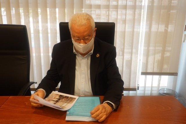 Comparecencia de José Molina, presidente del Consejo de la Transparencia de la Región de Murcia