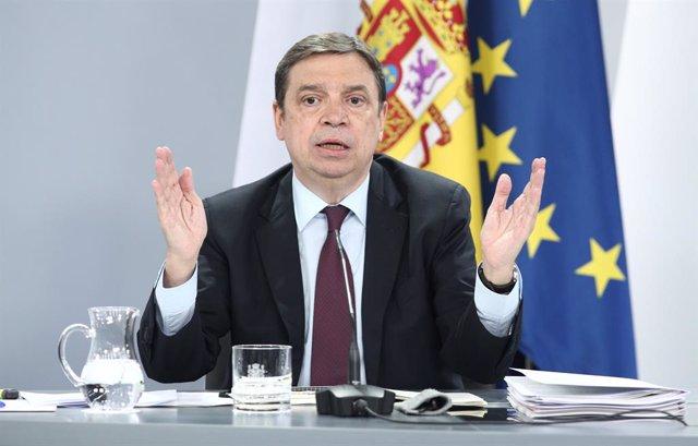 """Luis Planas considera necesario alcanzar """"un gran acuerdo político"""" sobre la PAC"""