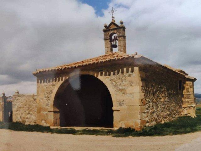 Ermita donde fue sustraída la campana.