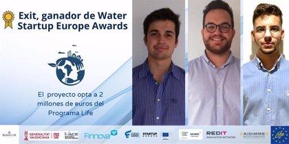 Premian la tecnología de recuperación de microplásticos de aguas residuales impulsada por Global Omnium y Bioferric Ink