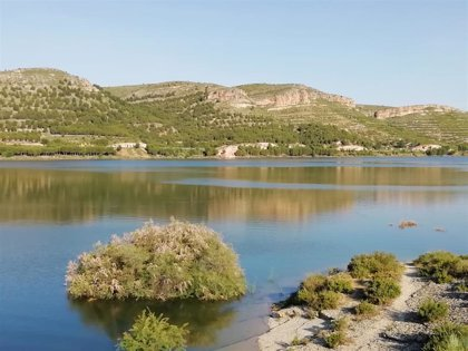 Los embalses de la cuenca del Ebro, al 87 por ciento de su capacidad
