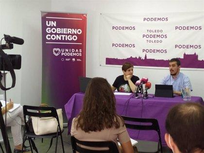 Podemos CLM contará con Teresa Navarro como coordinadora adjunta y 14 secretarías