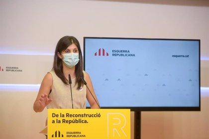 """ERC avisa al Gobierno de que """"quedan 15 días para poner fecha"""" a la mesa de diálogo"""
