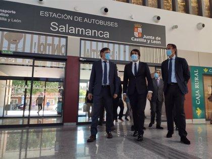"""El alcalde de Salamanca lamenta la """"indeseable"""" reducción de frecuencias ferroviarias con Madrid"""