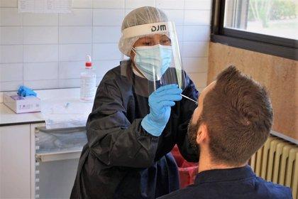 Detectado un brote de COVID-19 en Valladolid con 20 positivos y 33 personas en estudio por contacto