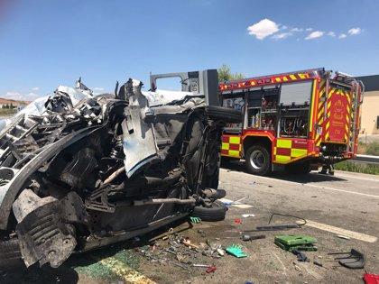 El fin de semana deja siete muertos en las carreteras españolas