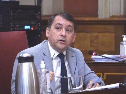 José Manuel Bermúdez (CC), nuevo alcalde de Santa Cruz al prosperar la censura contra Patricia Hernández (PSOE)