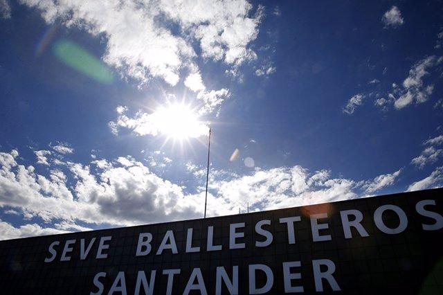 Aeropuerto Seve Ballesteros Santander