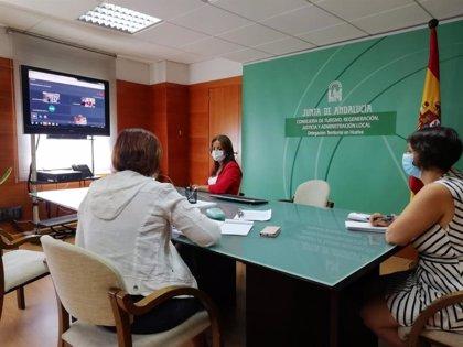 Junta y Ayuntamiento constituyen la comisión de seguimiento del Plan Turístico de Grandes Ciudades de Huelva