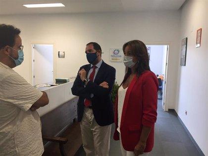 La Junta pone en marcha un servicio itinerante de atención a víctimas con sedes en los partidos judiciales de Huelva